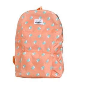 Layboo Lightweight Waterproof Foldable Backpack for School,Sport,Travel (Orange)