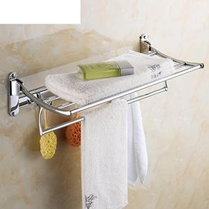 [Towel rack]/ folding Towel rack/Stainless steel bathroom rack/ bathroom accessories package /Racks-C