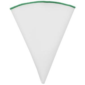 Sebastien Grey Color Pocket Rounds (Leprechaun green)