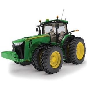TOMY International ERTL John Deere 8370R Tractor, Prestige Collection(1:16 Scale) by Tomy International