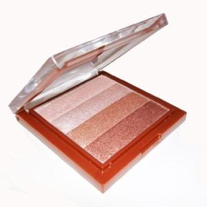 Summer Look Bronzer Bronzing Pressed Powder Shimmer Brick Palette by Summer