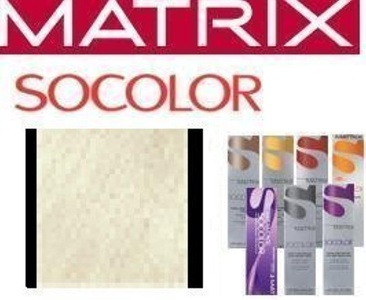 Matrix Socolor Permanent Cream Hair Color UL-A+ (Ultra Blonde Ash+) by N'iceshop by N'iceshop