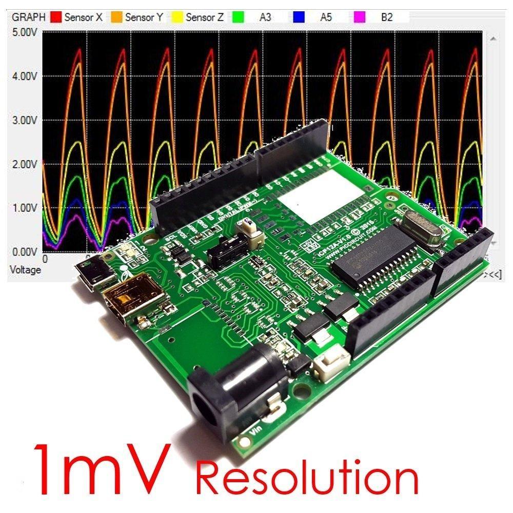 Online store piccircuit icp a mv daqduino arduino