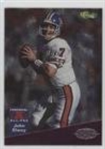 John Elway #594/2,600 (Football Card) 1994 Classic Images All-Pro #A16