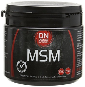 Deluxe Nutrition 250g MSM Powder by Deluxe Nutrition