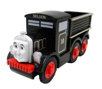 Thomas and Friends Wooden Railway - Nelson by Tomy International