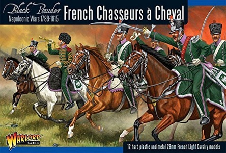 French Chasseurs a Cheval - Black Powder by BlackPowder