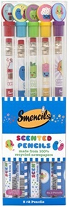 Scentco Graphite Smencils 5 Pack by Kids@Play