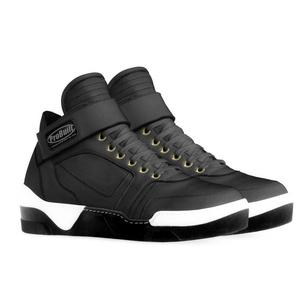 ProBuilt Black Label Italian Calf Suede Luxury Sneakers - BLack (11.5)