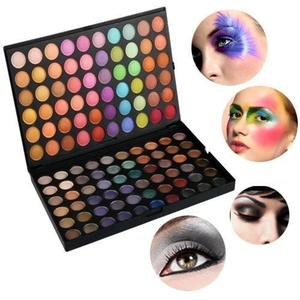 120 Colors Eye Shadow Makeup Party Cosmetic Matte Eyeshadow Palette Set Set