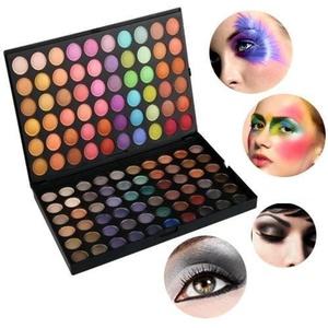 120 Colors Eye Shadow Makeup Party Cosmetic Matte Eyeshadow Palette Set Set