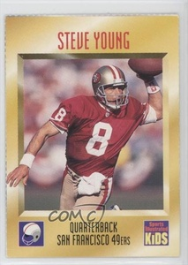 Steve Young (Trading Card) 1992-00 Sports Illustrated for Kids - [Base] #431