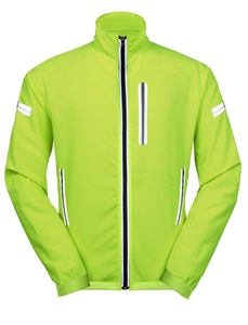 X-2 Men's Cycling Jackets Biking Bicycle Waterproof Windproof Anti Bacterial Yellow S