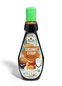 Coconut Merchant Coconut Syrup 8.5 Ounce by Coconut Merchant