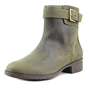 Cole Haan Hastings WP Bootie Round Toe Leather Bootie