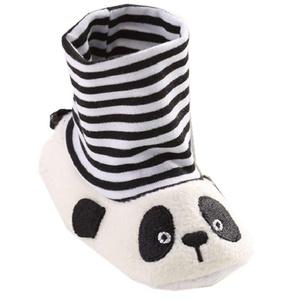 Muxika Newborn Baby Soft Sole Cute Panda Cartoon Flats Boot Toddler Prewalke Shoes
