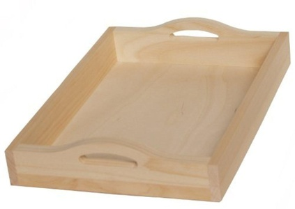 Walnut Hollow 15 x 11-inch Serving Tray by Walnut Hollow