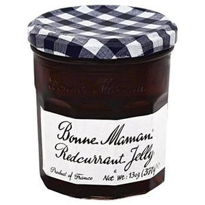 Bonne Maman Red Currant Jelly, 13-Ounce Glass (Pack of 3) by Bonne Maman