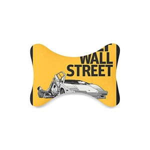 Wolf Of Wall Street Custom Car-Seat Neck Pillow Travel Pillow Neck Rest Cushion (Only One)