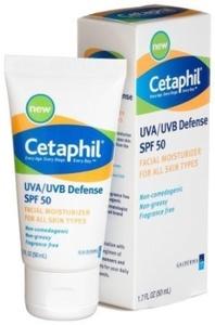 CETAPHIL UVA/UVB DEFENSE SPF50 1.7OZ by Med-Choice
