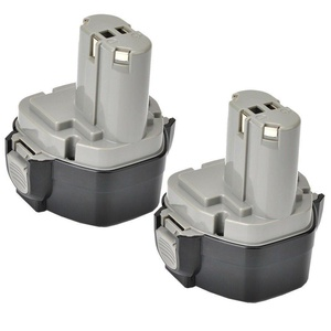 2X pack TL-battery 14.4V 3.0Ah NI-MH Replacement Battery for Makita 1420 1422 1400 PA14 Cordless Drill Power Tool