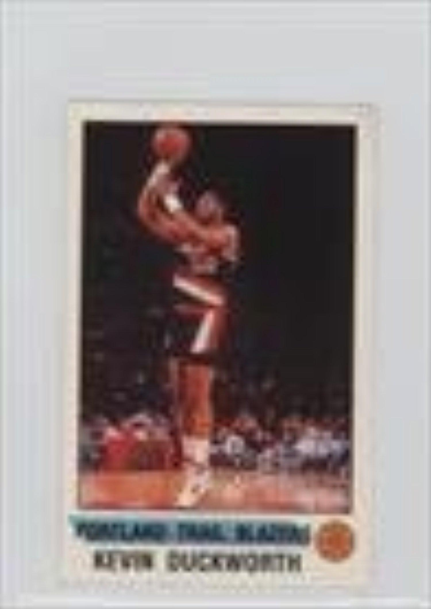 line Store Kevin Duckworth Basketball Card 1990 91 Panini
