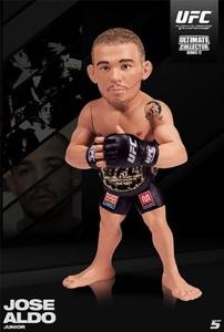 Jose Aldo (Championship Edition w/belt) Round 5 UFC Ultimate Collector Series 12 by Round 5 MMA