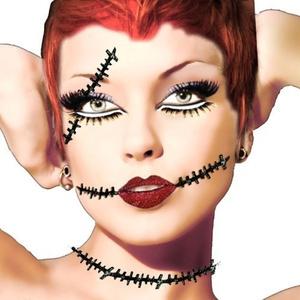 Xotic Eyes Corpse Eyes and Neck Scar Kit by Xotic Eyes