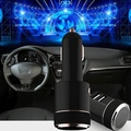 Geelyda Bluetooth Wireless In-car FM Transmitter Car Charger Multifunction Car Kit Radio Receiver Adapter MP3 Player With 3.1A Dual USB Charging Port(BT30)