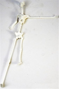 Stretchy Skeleton Halloween Party Props/Party Bag Fillers, pack of 2 by halloween party
