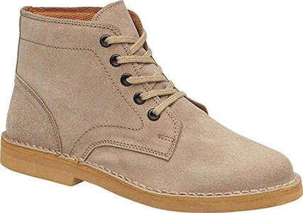 Male - Amblers Desert Boot Taupe Size UK 11 EU 46 US 11.5 by Amblers