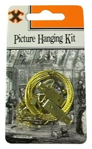 X Picture Hanging Kit by 'X'