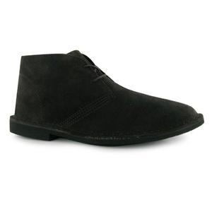 Mens Kangol Desert Boot Shoes Dk Brown (UK 10 / US 11)