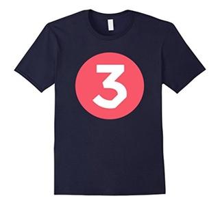 Men's Chance 3 T-Shirt 3XL Navy