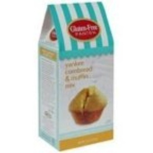 Gluten Free Pantry Cornbread Muffin Mix Wheat Free 12 Oz -Pack of 6 by The Gluten-Free Pantry