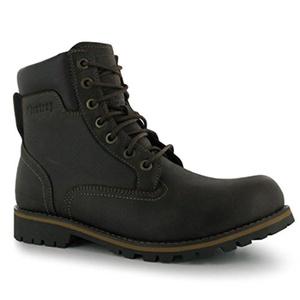 Mens Firetrap Total Boots Shoes Tobacco Brown (UK 8 / US 8.5)