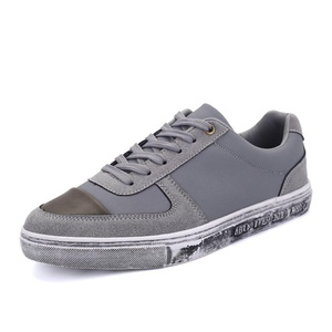 Autumn retro shoes/Comfortable and breathable casual shoes/Tide men shoes-B Foot length=24.8CM(9.8Inch)