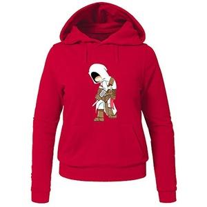Assassin's Creed For Ladies Womens Hoodies Sweatshirt Pullover