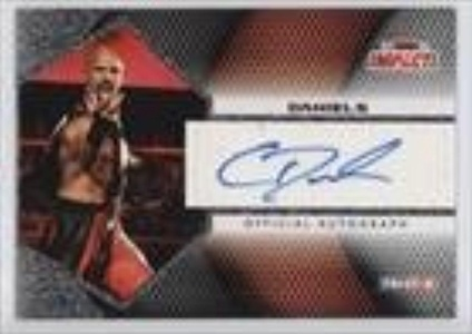 Christopher Daniels (Trading Card) 2009 TRISTAR TNA Impact! Autographs #IA-18