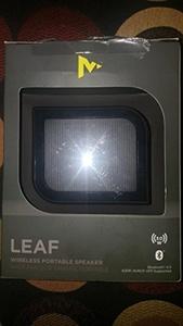 MVMT LEAF wireless portable speaker