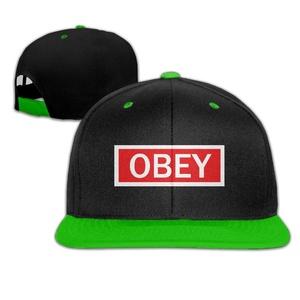 Fashionable Youtube Leafyishere Obey Adjustable Baseball Hip-hop Caps KellyGreen