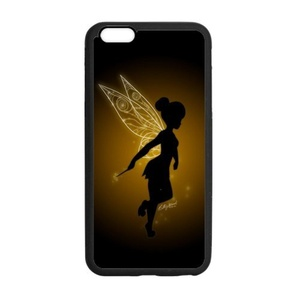 Durable TPU Snap On Case Cover Skin for iphone 7 plus (5.5 inch), Tinker Bell iphone 7 plus Cover