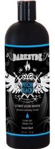 Darksyde Pitch Black Ultimate Silicone Bronzer Tanning Lotion 16oz by Darksyde
