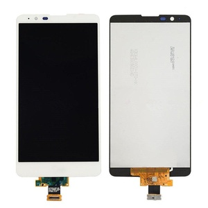 New LG G Stylus 2 LS775 Touch Screen Digitizer+LCD Display Assembly White
