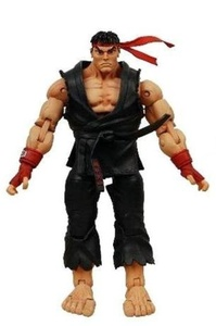 Ryu - Street Fighter 4 Survival Mode - Neca by Street Fighter