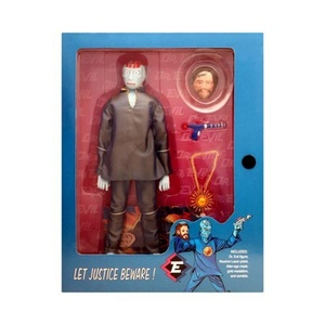 Captain Action Limited Edition Dr. Evil 12 inch Action Figure by Captain Action