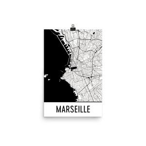 Marseille Print, Marseille Art, Marseille Map, Marseille France, Marseille Poster, Marseille Wall Art, Marseille Gift, Marseille Decor, Marseille Cityscape(12