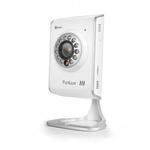 Funlux 720P Wi-Fi Wireless Camera With 2-way Audio