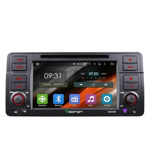 Eonon GA6150F Android 5.1 Car DVD Player Special for BMW E46 3 Series 1998-2005 Quad Core Lollipop In Dash GPS Radio Stereo 7 Inch 1 DIN Multimedia Touch Screen Bluetooth 4.0 Steering Wheel Control