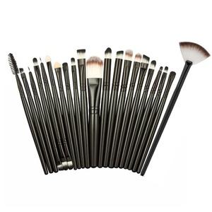 MakeUp Brush Set,Siniao®21 pcs Makeup Brush Set tools Make-up Toiletry Kit Tools (black)